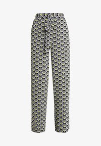 KIOMI - Pantalon classique - off white/black - 5