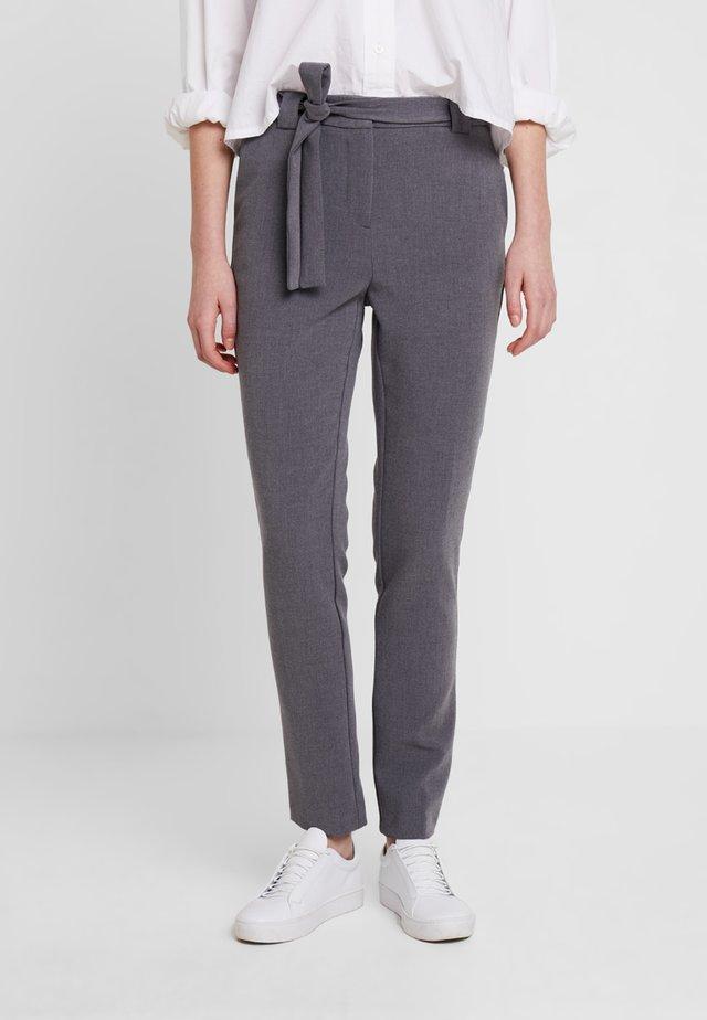 Broek - mottled grey