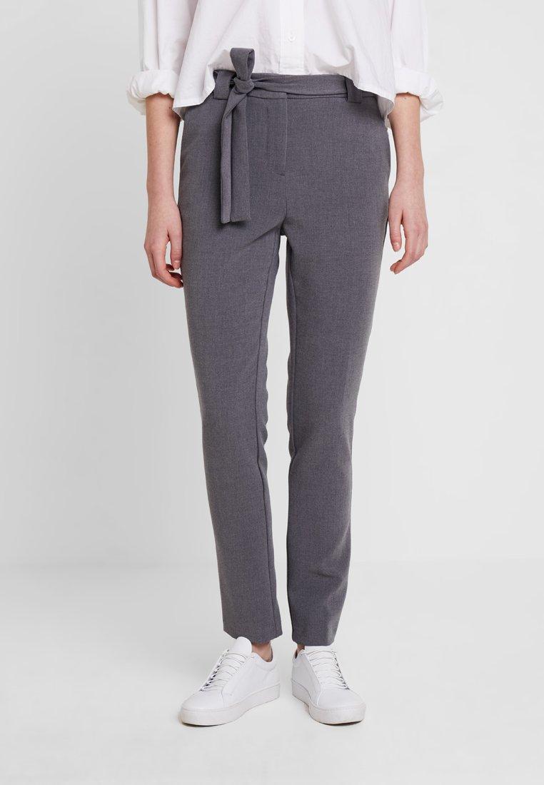 KIOMI - Trousers - mottled grey