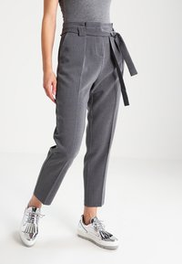 KIOMI - Pantalon classique - grey melange - 0