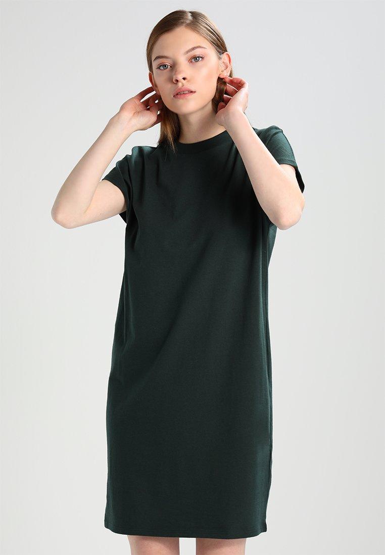 KIOMI - Jerseykleid - dark green