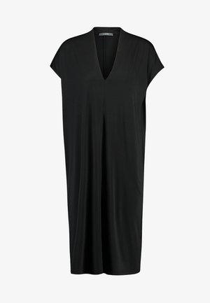 Jerseykleid - black
