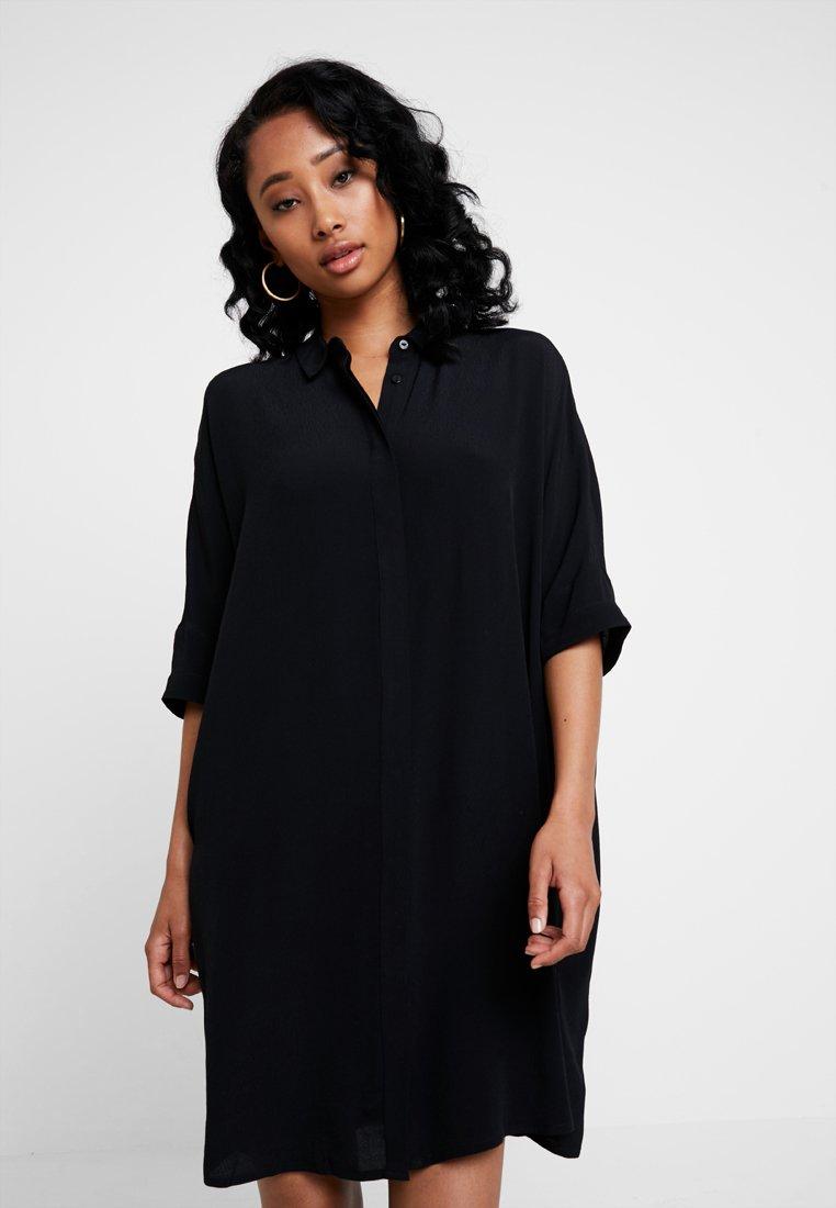 KIOMI Abito a camicia - nero black
