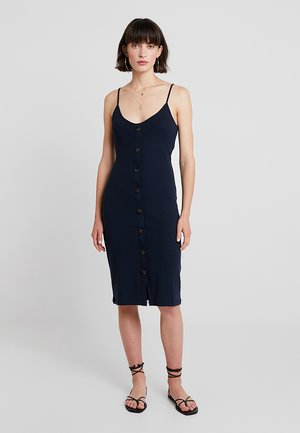 Shift dress - sky captain/dark blue