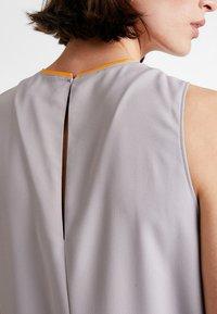 KIOMI - Maxi dress - grey/orange - 5