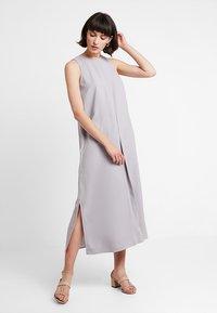 KIOMI - Maxi dress - grey/orange - 1