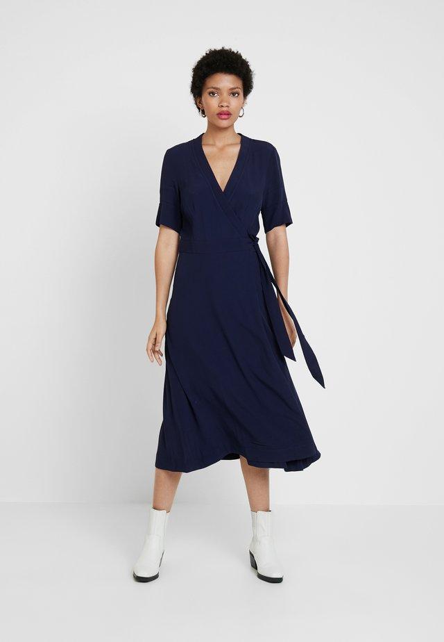 Robe longue - dark blue