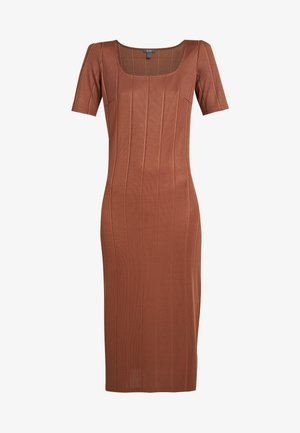 Denní šaty - caramel cafe