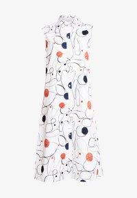 KIOMI - Robe chemise - black/white - 3
