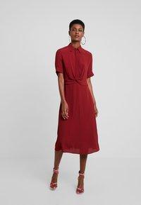 KIOMI - Maxi dress - red - 1