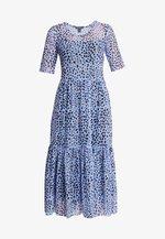 Maxi dress - multicolored/blue