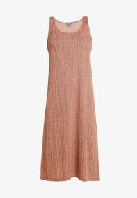 KIOMI - Jersey dress - brown - 4