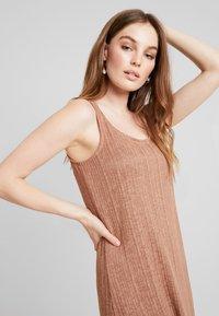 KIOMI - Jersey dress - brown - 5