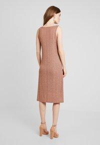 KIOMI - Jersey dress - brown - 3