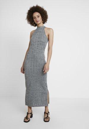 Vestido largo - performance grey