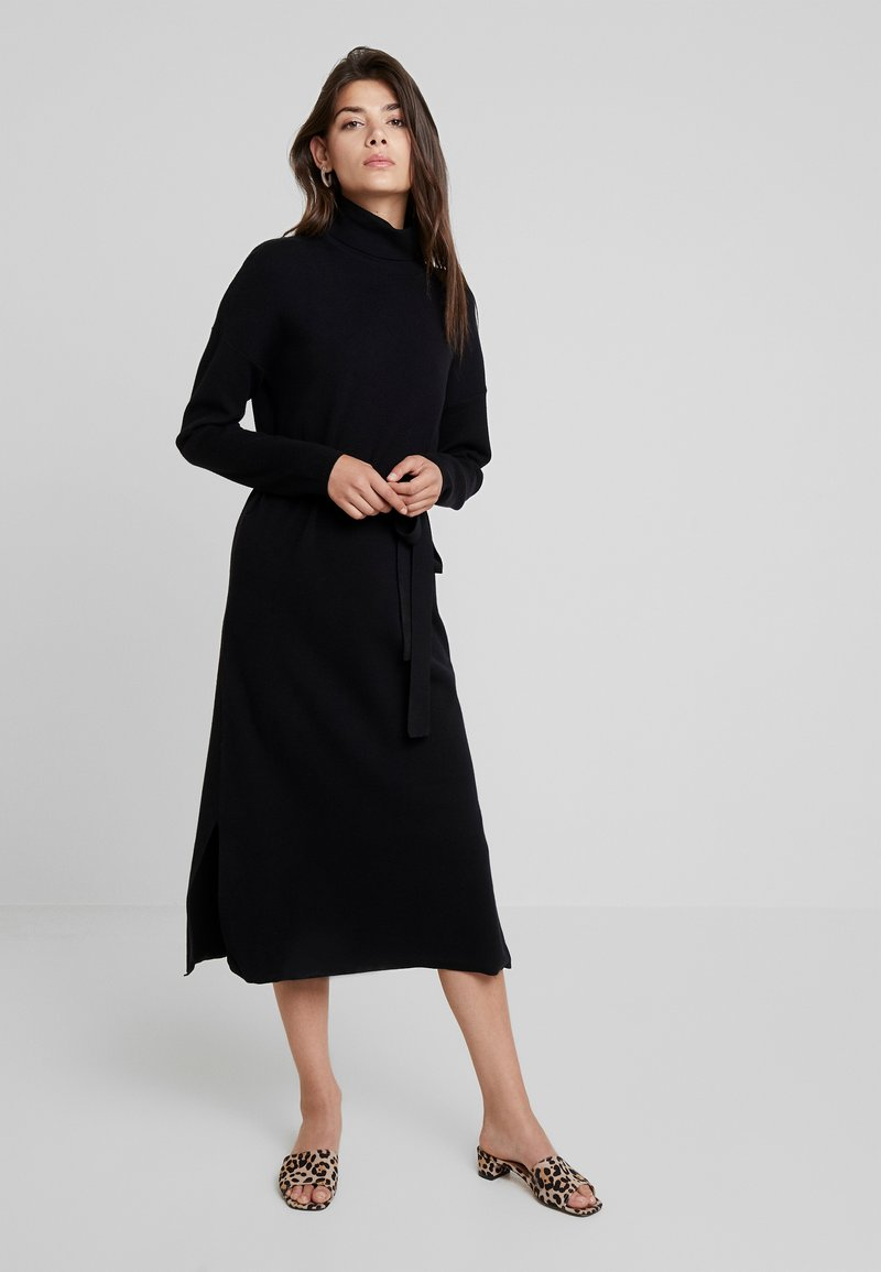 KIOMI - Jumper dress - black