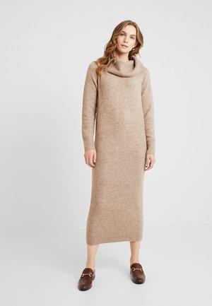 Maxi dress - taupe