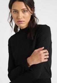 KIOMI - Long sleeved top - black - 4