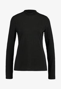 KIOMI - Long sleeved top - black - 3