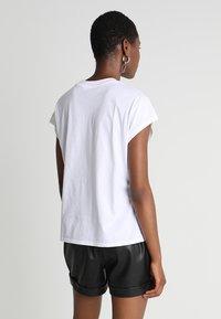 KIOMI - Basic T-shirt - white - 2