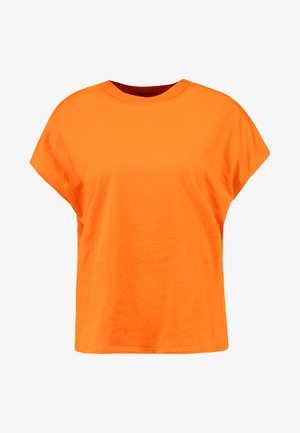 T-shirt basic - russet orange