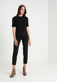 KIOMI - T-shirt - bas - black - 1