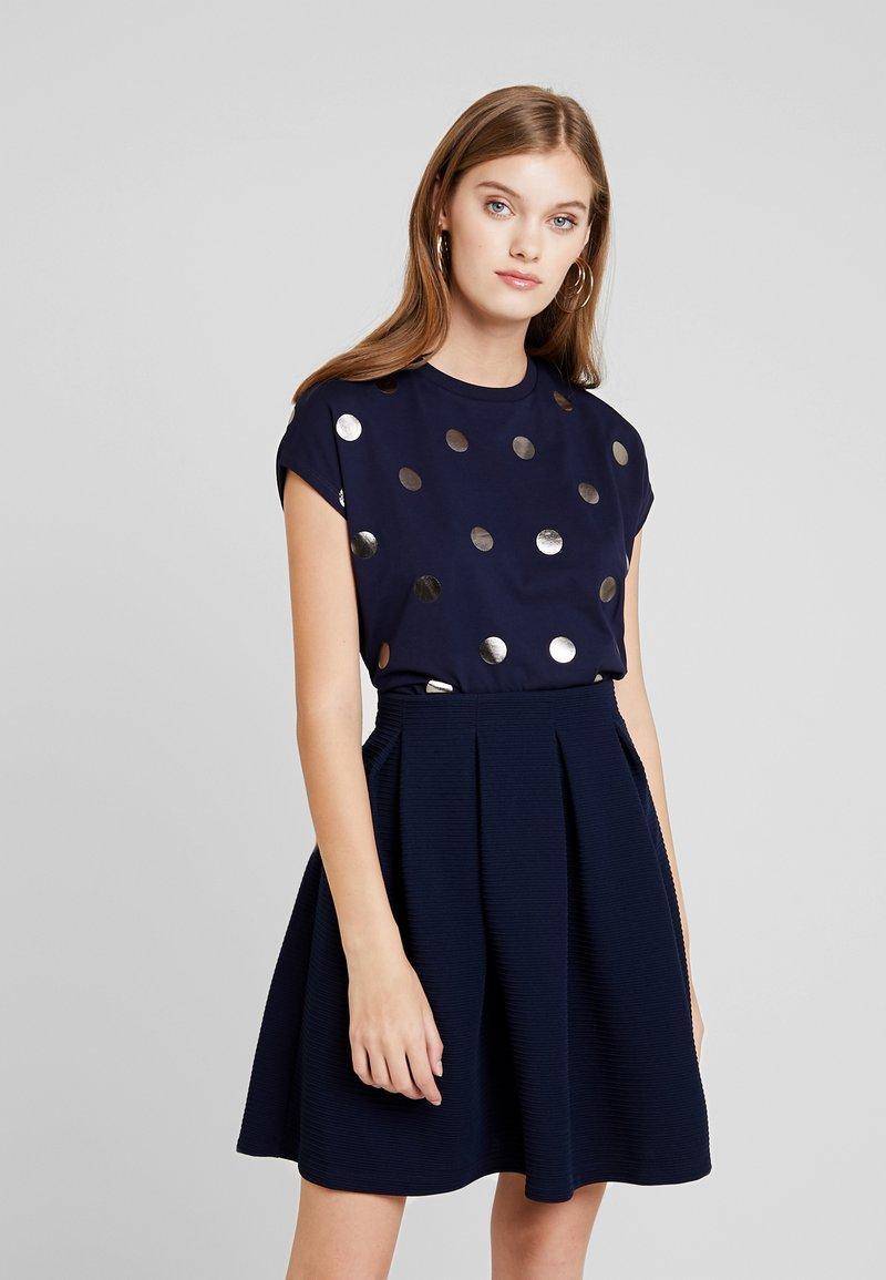 KIOMI - T-shirt print - maritime blue
