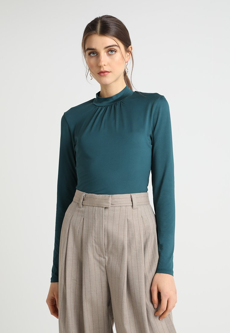 KIOMI - Long sleeved top - deep teal