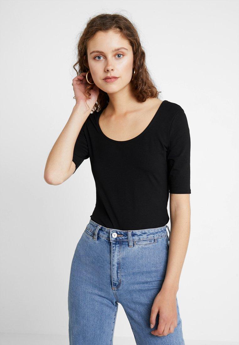 KIOMI - T-Shirt basic - black