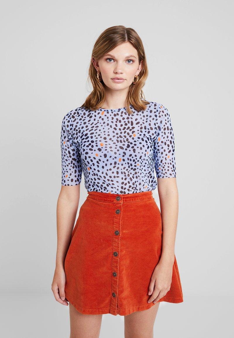 KIOMI - T-Shirt print - navy