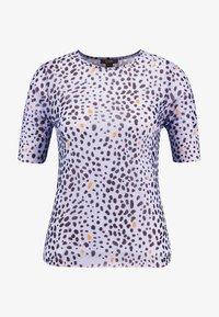 KIOMI - Print T-shirt - navy - 3