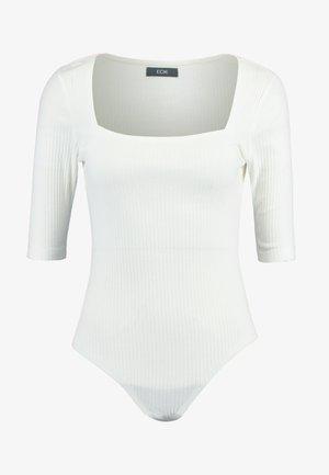 BODYSUIT - T-shirt basic - off-white