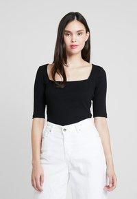 KIOMI - BODYSUIT - T-shirts - black - 0