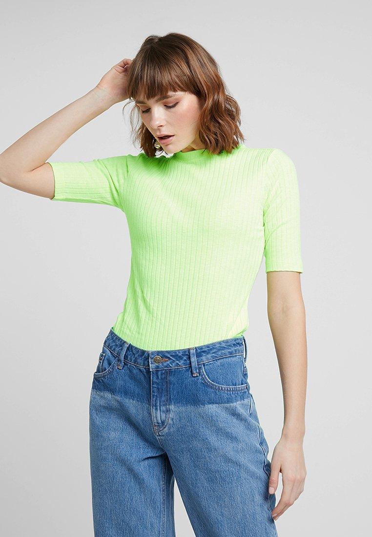 KIOMI - Print T-shirt - neon green