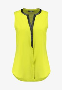 KIOMI - Blouse - dark yellow - 4