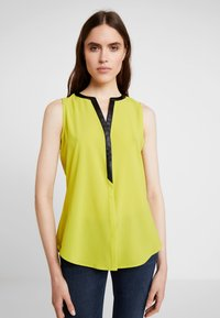 KIOMI - Blouse - dark yellow - 0