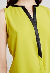 KIOMI - Blouse - dark yellow - 5
