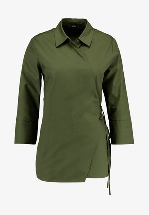 Blouse - olive night