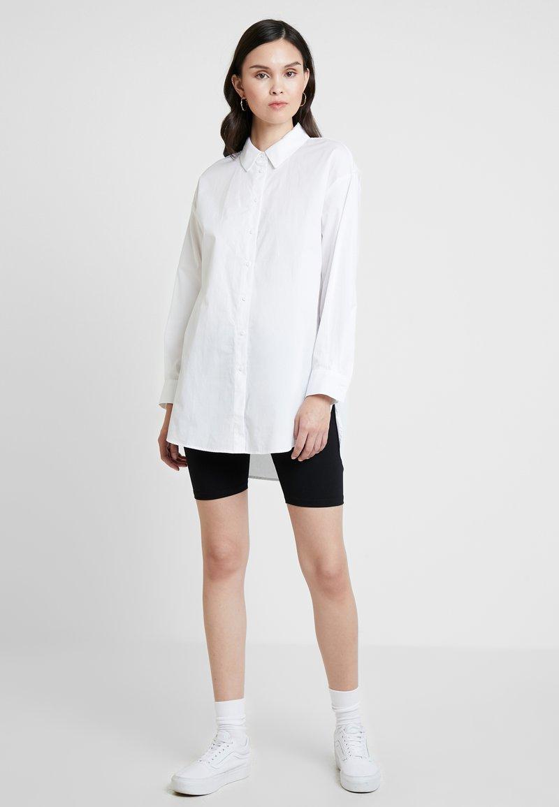 KIOMI - Hemdbluse - white