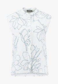 KIOMI - Button-down blouse - white - 4
