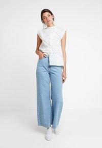 KIOMI - Button-down blouse - white - 1