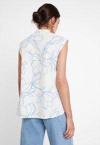 KIOMI - Button-down blouse - white - 2