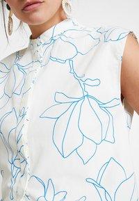 KIOMI - Button-down blouse - white - 5