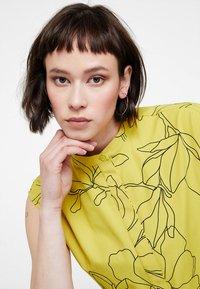 KIOMI - Button-down blouse - yellow - 5