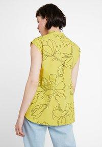 KIOMI - Button-down blouse - yellow - 3