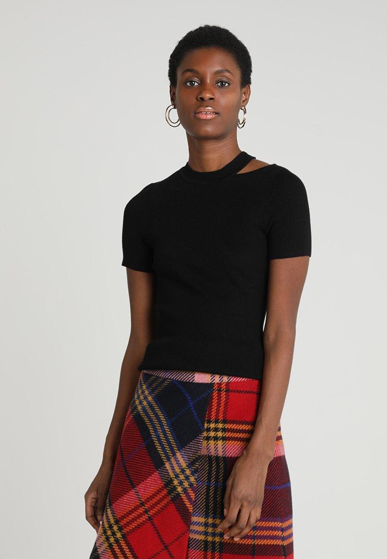 KIOMI - T-shirt print - black