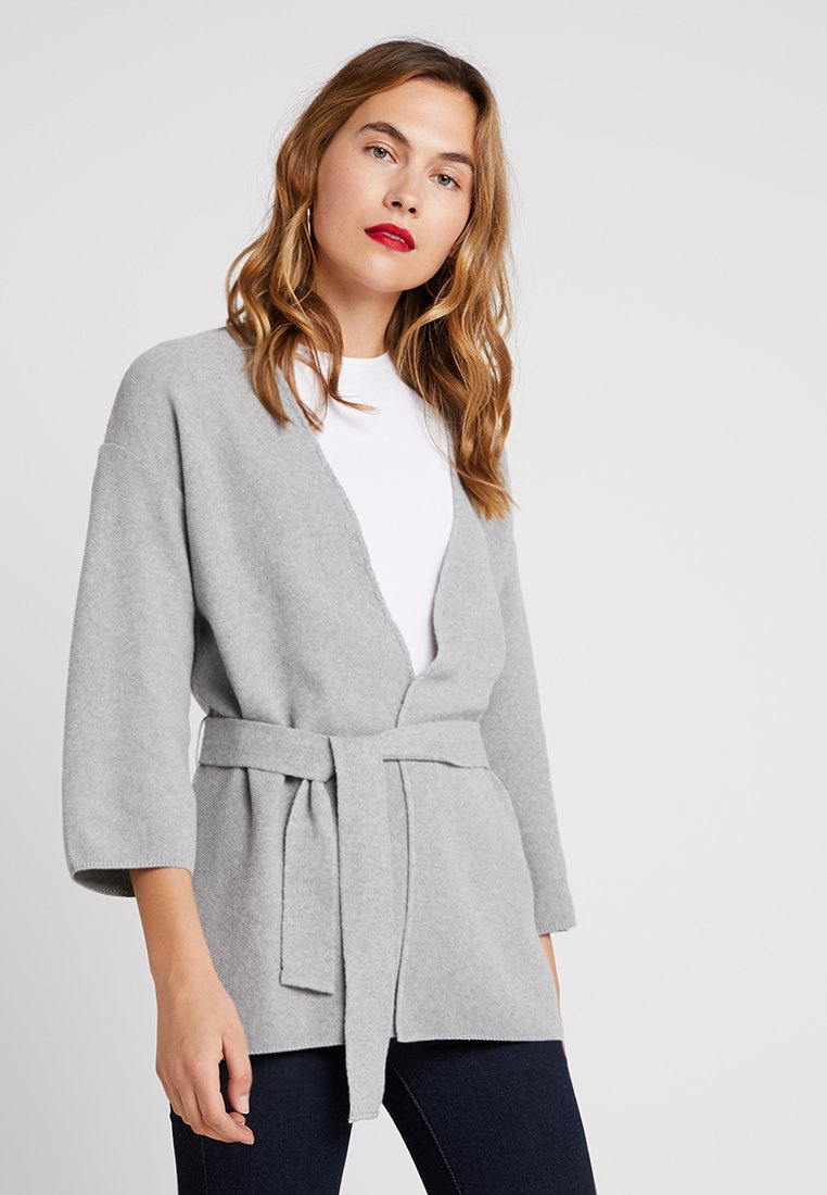 KIOMI - Strickjacke - light grey
