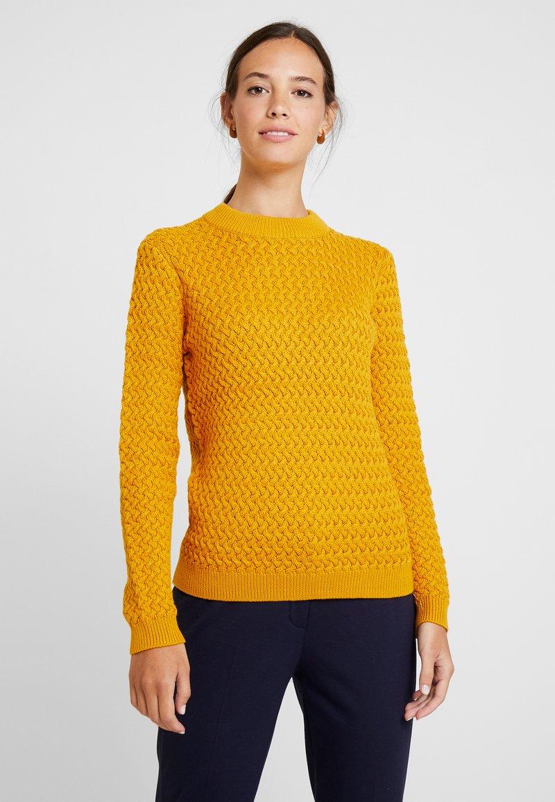 Anna Field - Strickpullover - mustard