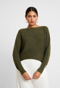 KIOMI - Sweter - khaki - 0