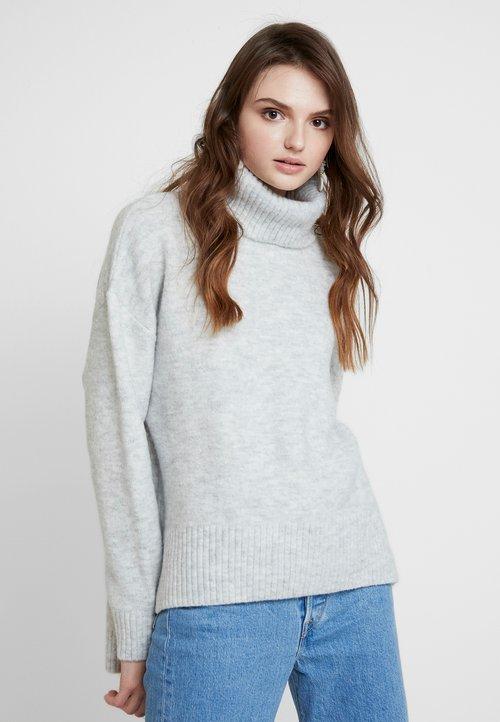 w ofercie KIOMI Sweter - light grey marl Odzież Damska TXAA-XW9